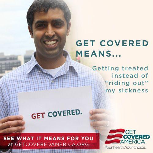 What Does Getting Covered Mean To You Via Enroll America