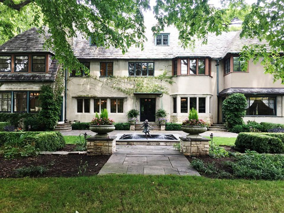 440 E Wisconsin Ave Lake Forest Il 60045 Zillow Lake Forest Forest House American House