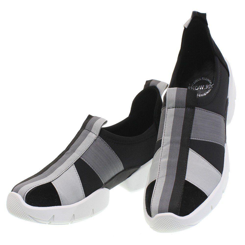 5f38f4f5b Tenis Casual Chunky Preto 7953 Show Rio | Moselle sapatos finos online!  Moselle é feminina