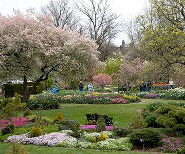 Landscaping Ideas From The Missouri Botanic Garden Small Garden Landscape Design Garden Landscape Design Small Garden Landscape