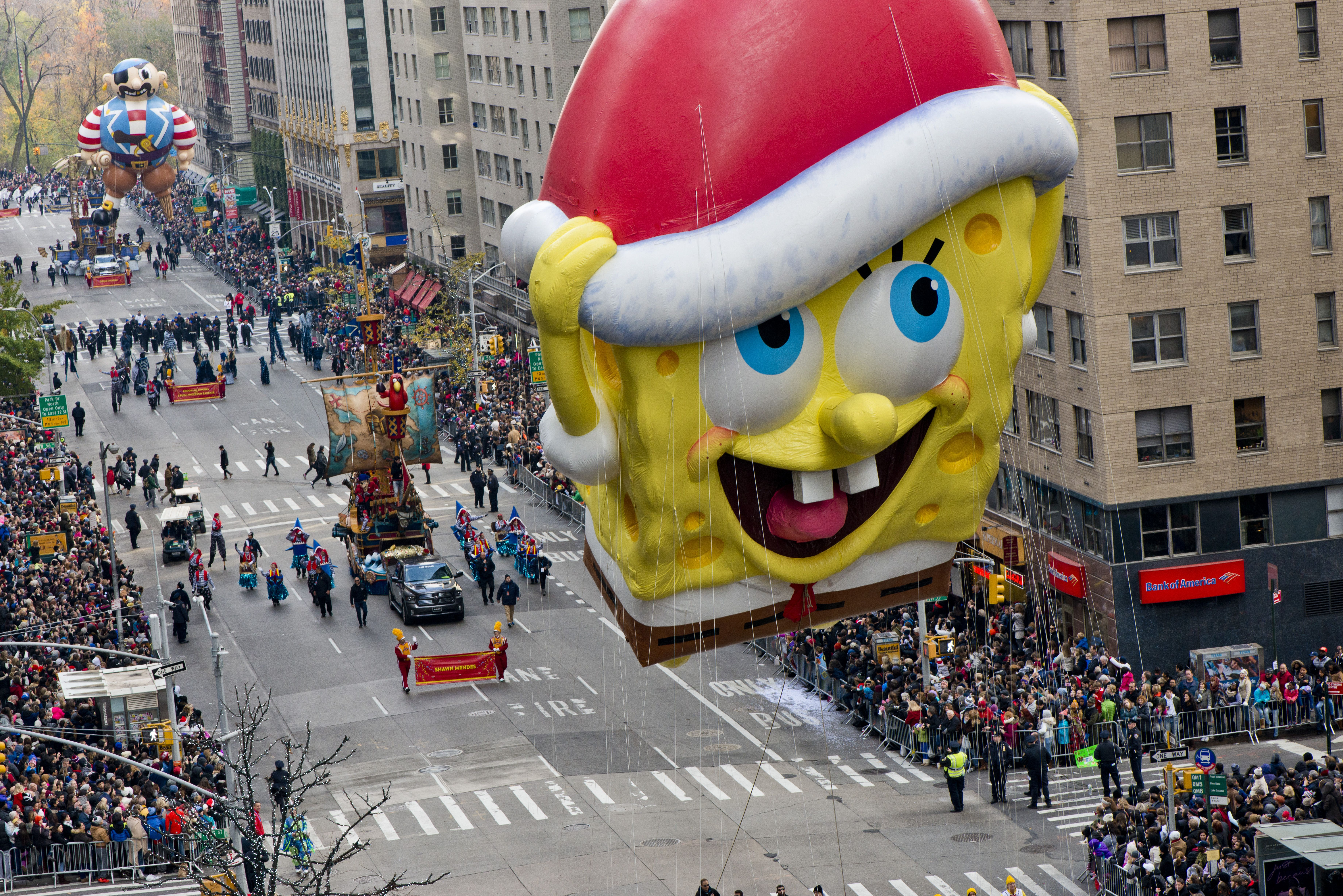 Your Guide To The 2019 Macy S Thanksgiving Day Parade With Kids In 2020 Macy S Thanksgiving Day Parade Macy S Thanksgiving Day Parade Parade Route