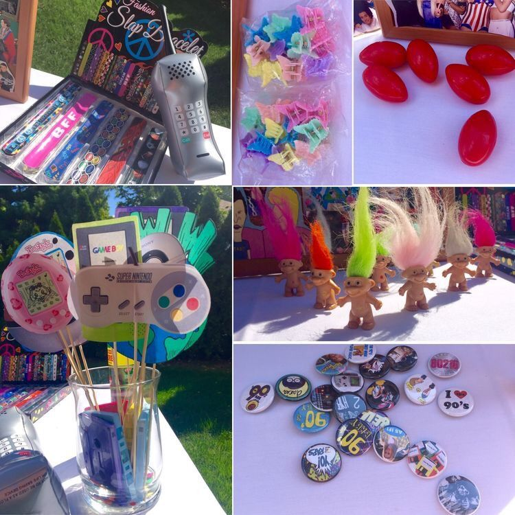 90 S Theme Party 90s Theme Party 90s Party Decorations 90s