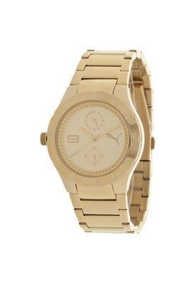 Relógio Puma Pit Babe Dourado