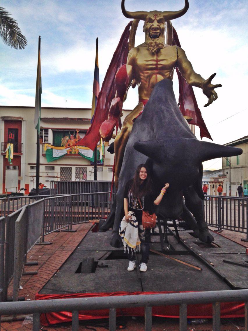 Carnaval del diablo