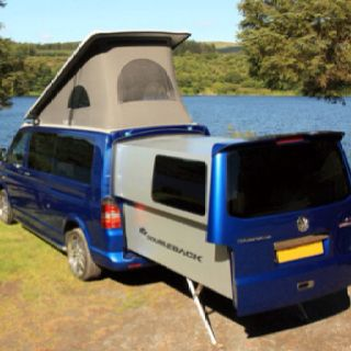 Pop Top Roofs On Camper Vans Are Great They Ve Been Around For Decades Though So It S High Time We Found A New Way Luxury Campers Suv Camping Vw Doubleback