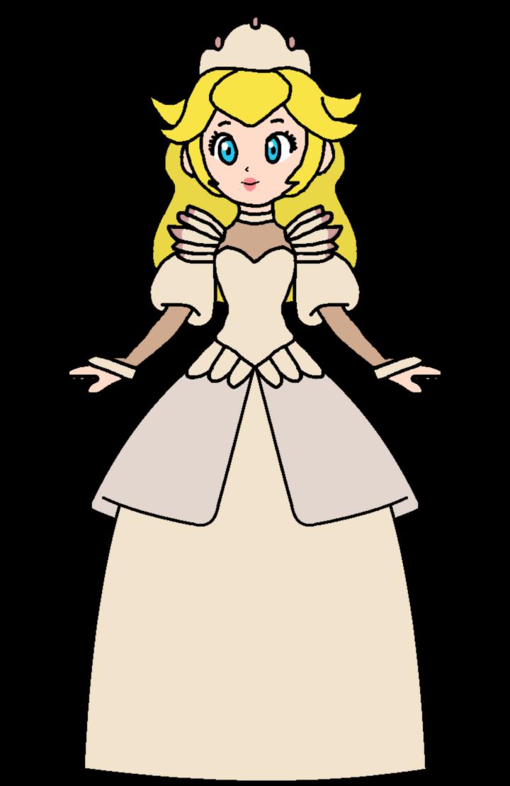 Peach - Odette (Wedding Dress) by KatLime | PEQUEÑAS PRINCESAS ...