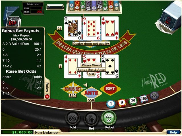 online free flash casino games
