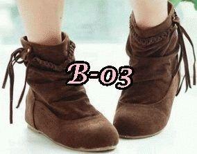 Sepatu Boots Korea Sepatu Boots Sepatu Wanita
