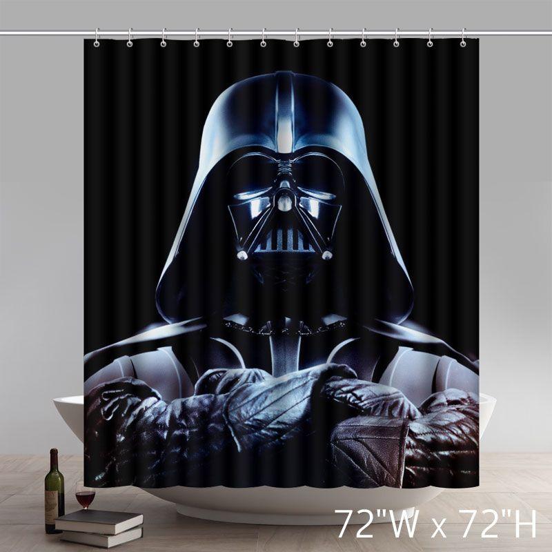 Movie Stars Artsadd Custom Star Wars Darth Vader Waterproof