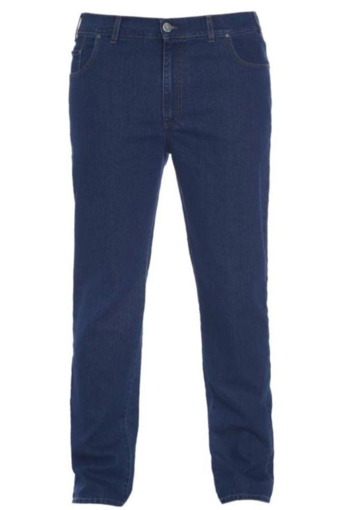 5cddd8ab62bd pantalone jeans uomo easy maxfort 12427 taglie forti 54 56 58 60 62 64 66  68 70