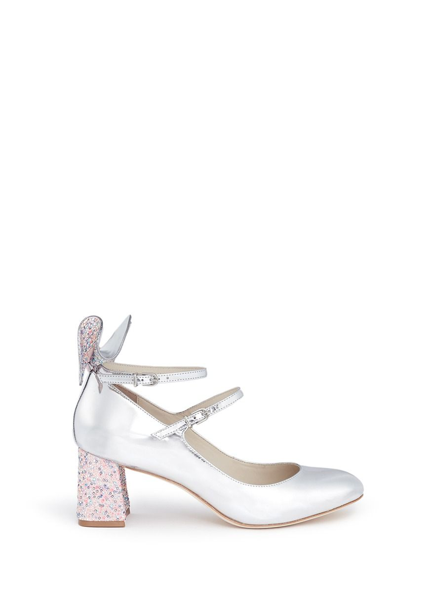 Sophia Webster Embellished Mary Jane Pumps for nice cheap price sale low shipping fee is3sOPb