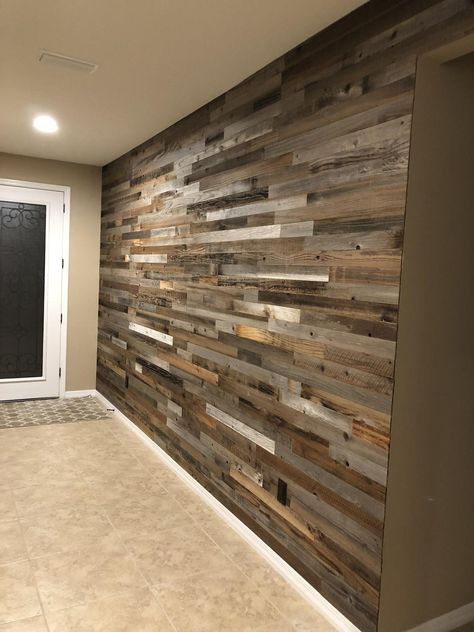 Reclaimed Barn Wood 3 Wide Planks 20 Square Feet Etsy