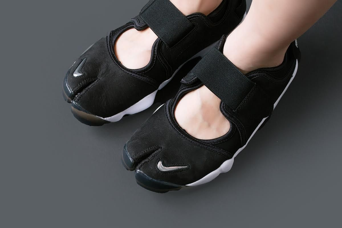 9352914124bc9 Nike Air Rift Black