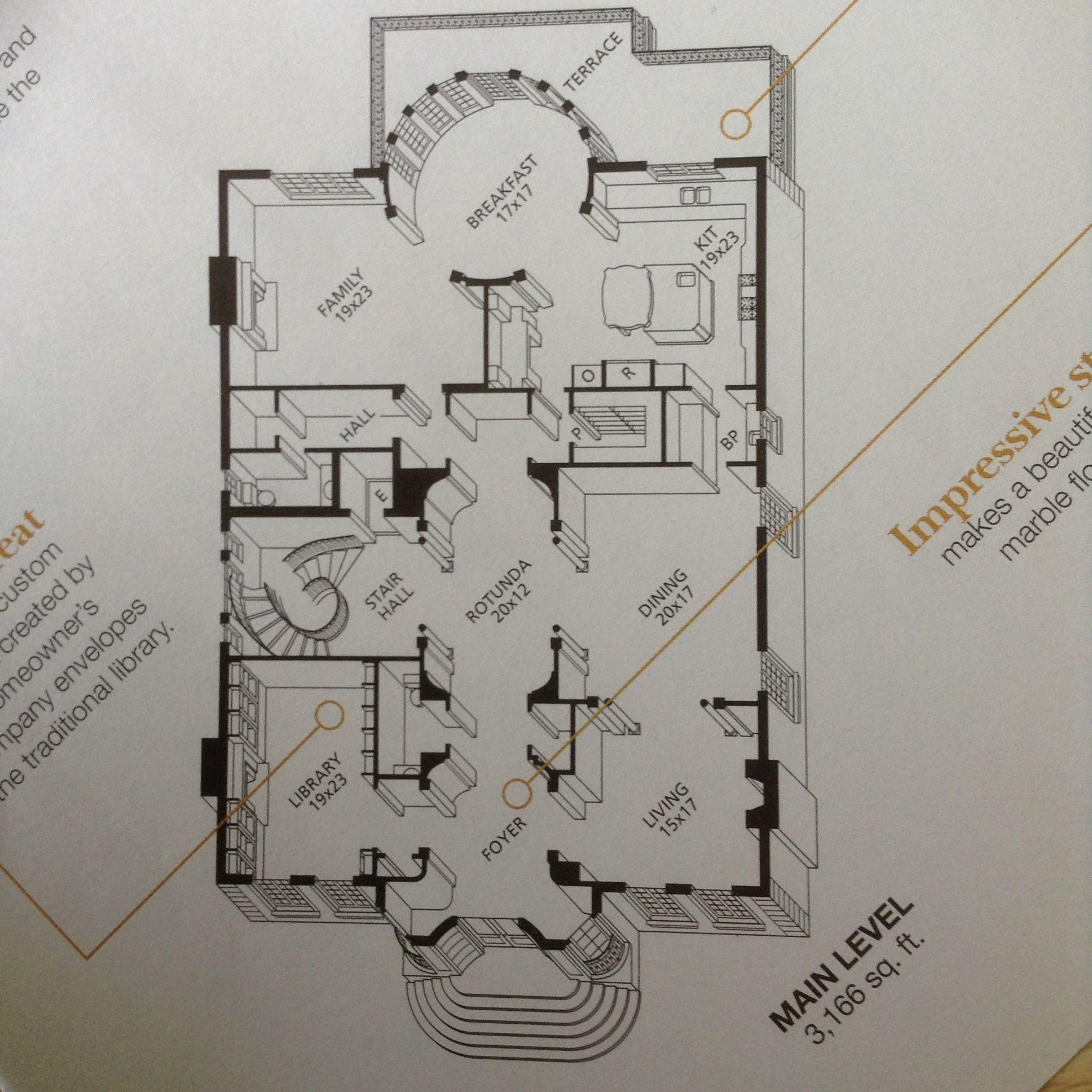 Toronto Area Philip Mitchell Design Apartment Floor Plans Craftsman Floor Plans Modern House Plans