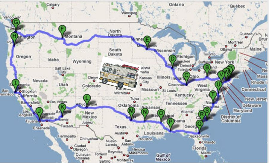 Cross Country Road Trip With Sissy Its Gonna Happen My