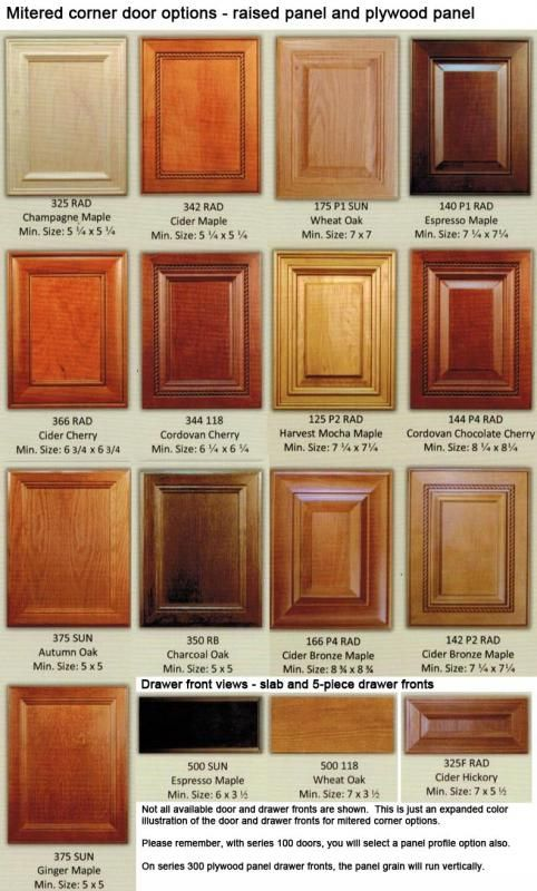 Kitchen Cabinet Wood Choices | Rta cabinets, Kitchen cupboards and ...