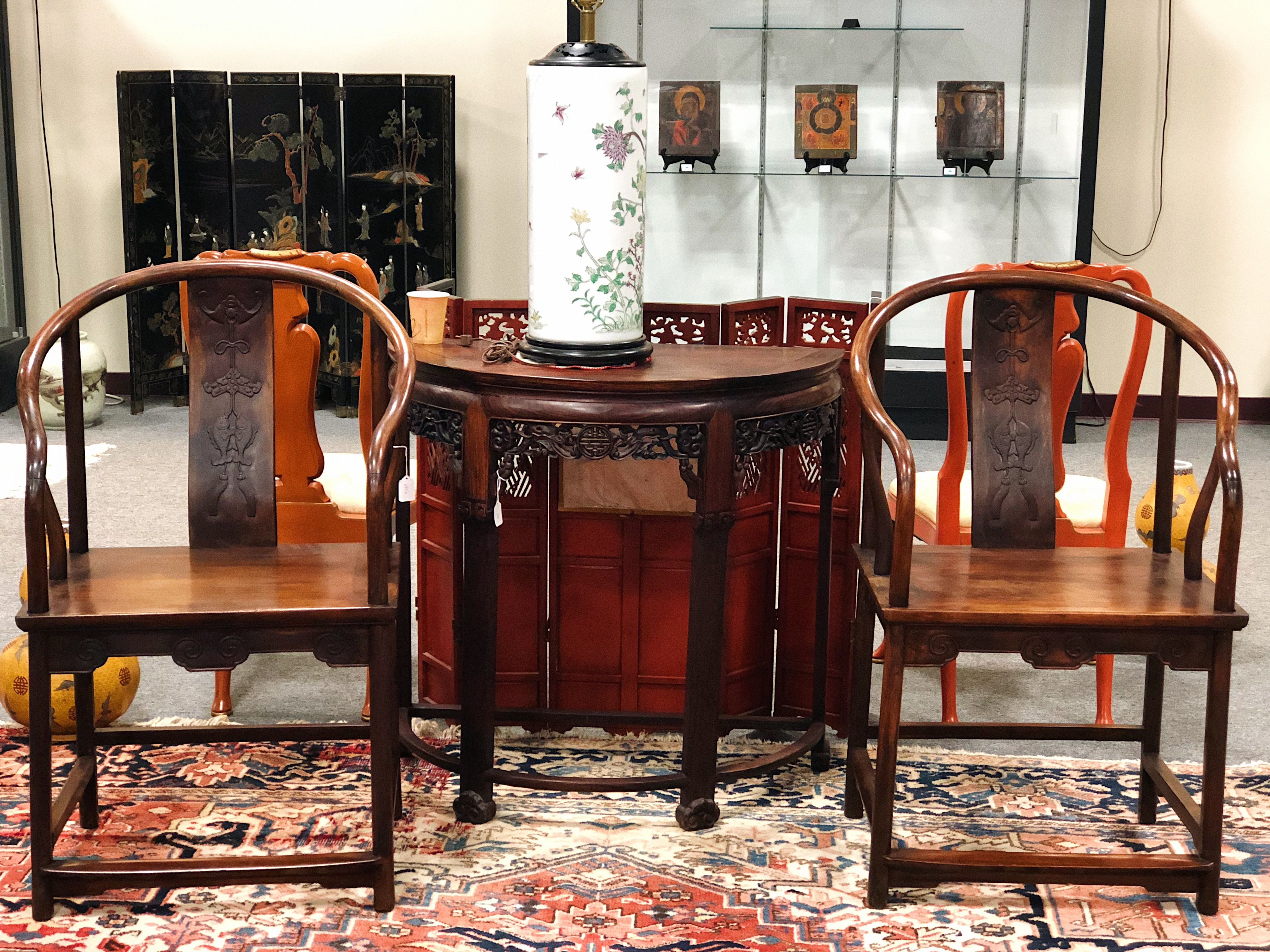 Chinese Furniture Especially Rosewood Furniture Has Been A Big