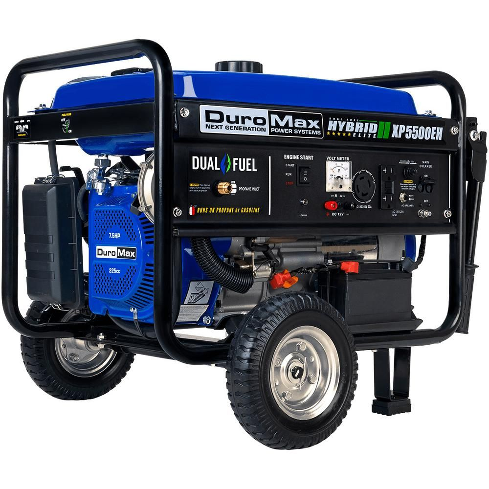 Best Portable Generator For 50 Amp RV