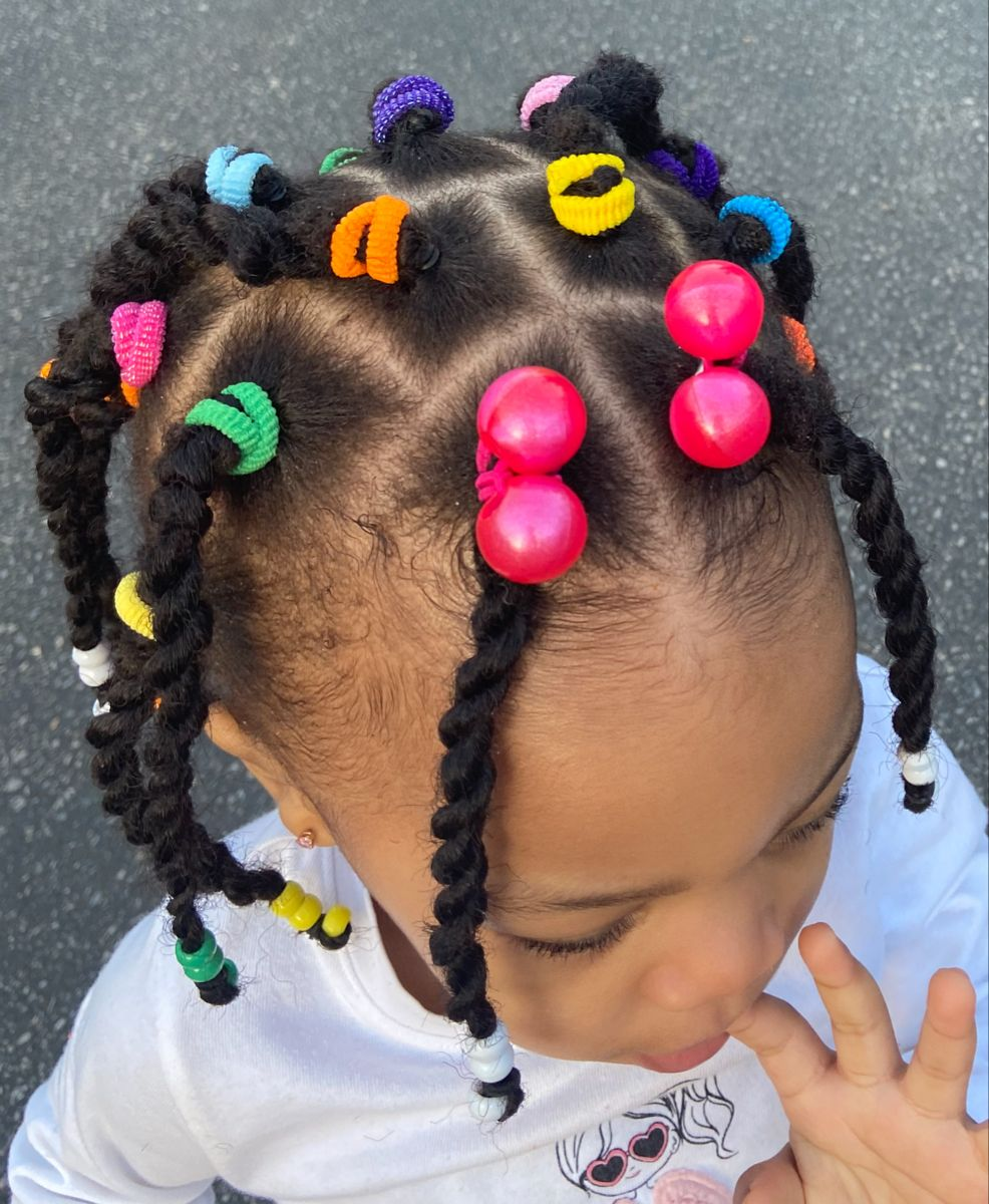 Can't Grip Braids? | Easy Protective Toddler Hairstyles ...