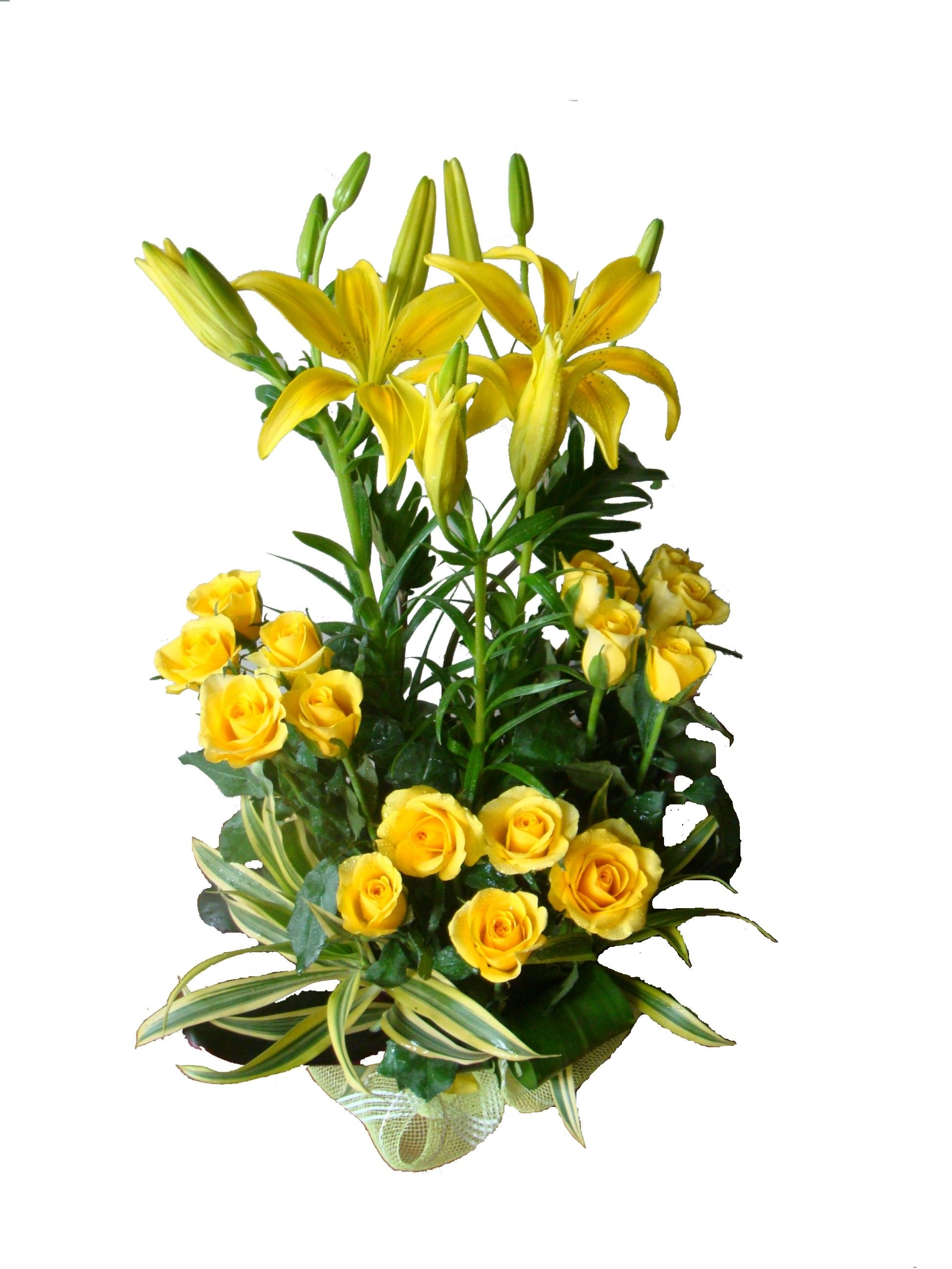 Pretty Floral Arrangements Send Flowers To India Gifts To India