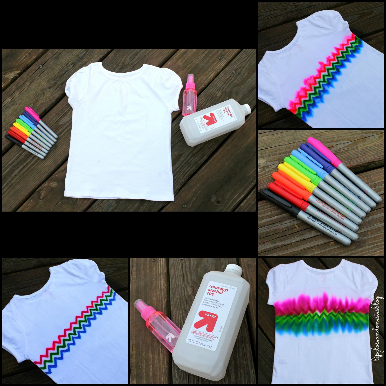 Como Decorar Camisetas Ideas En Tela Pinterest Customiza O Caneta E Fa A Voc Mesmo F Cil