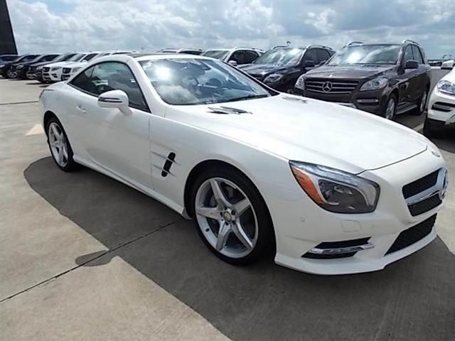 2014 mercedes benz sl class sl550 sl550 2dr convertible. Black Bedroom Furniture Sets. Home Design Ideas