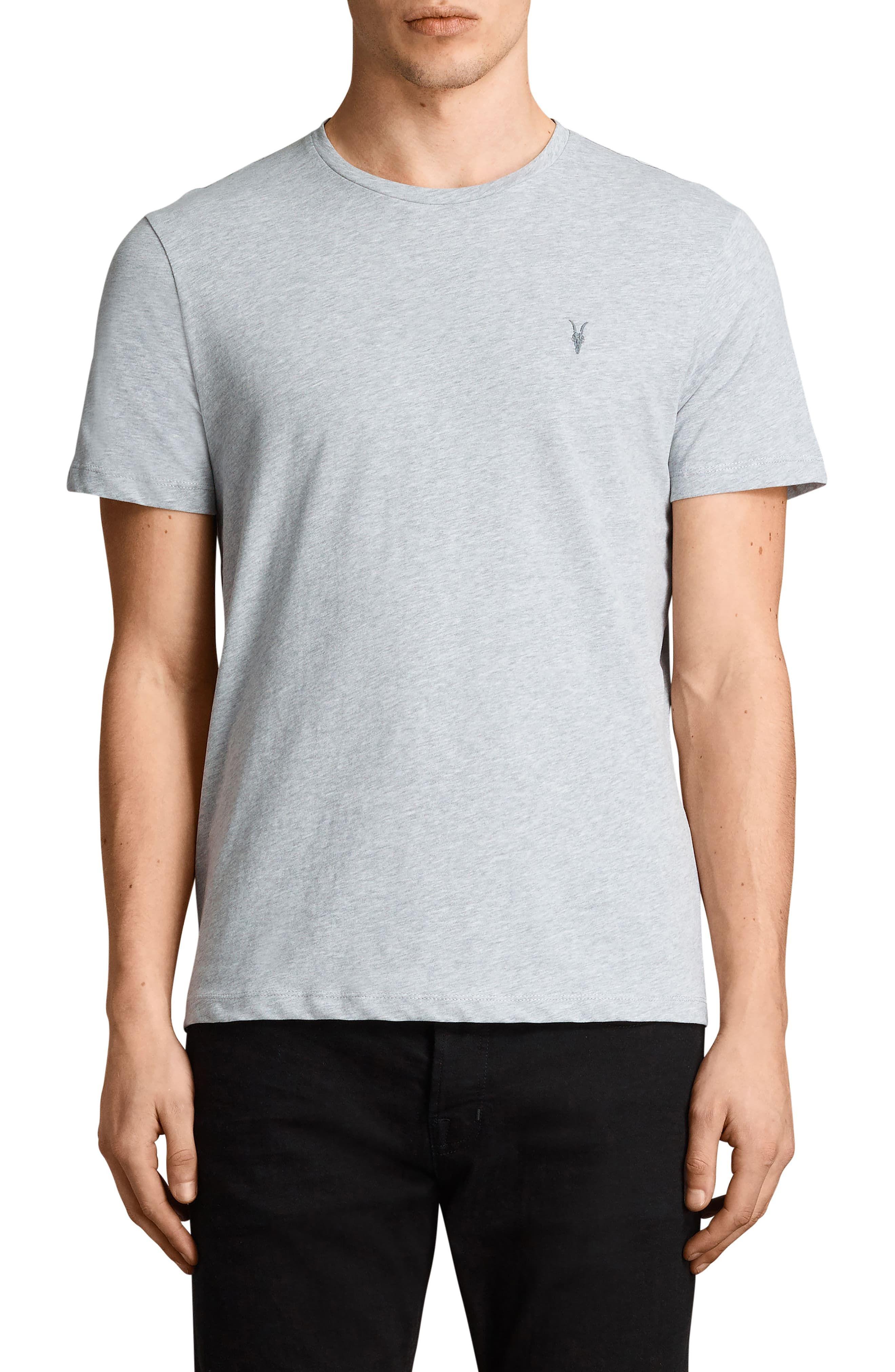 26b7417dec01fa Men's Allsaints Brace Tonic Slim Fit Crewneck T-Shirt, Size XX-Large -