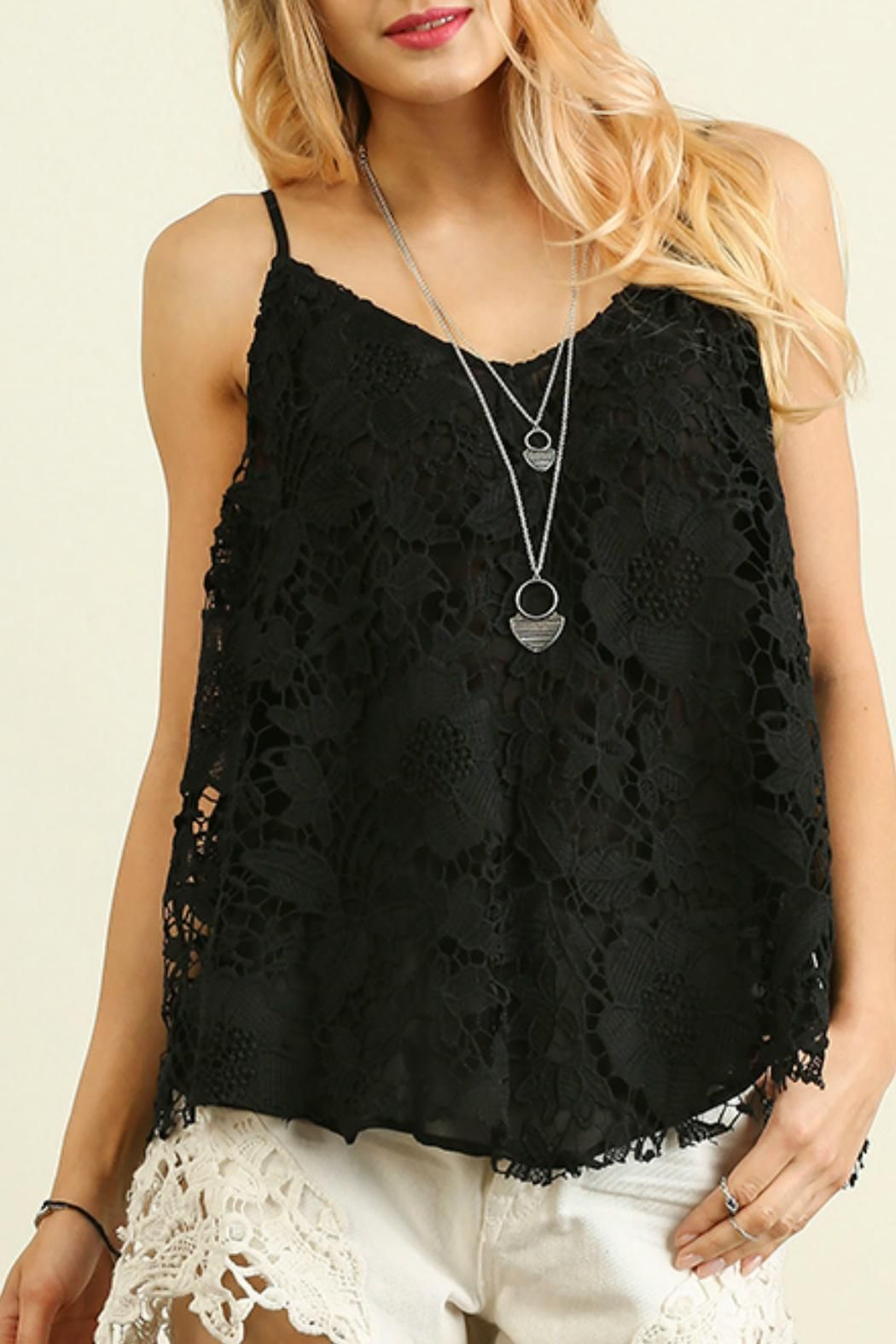 Umgee Usa Crochet Knit Top Shoptiques Boutique Products