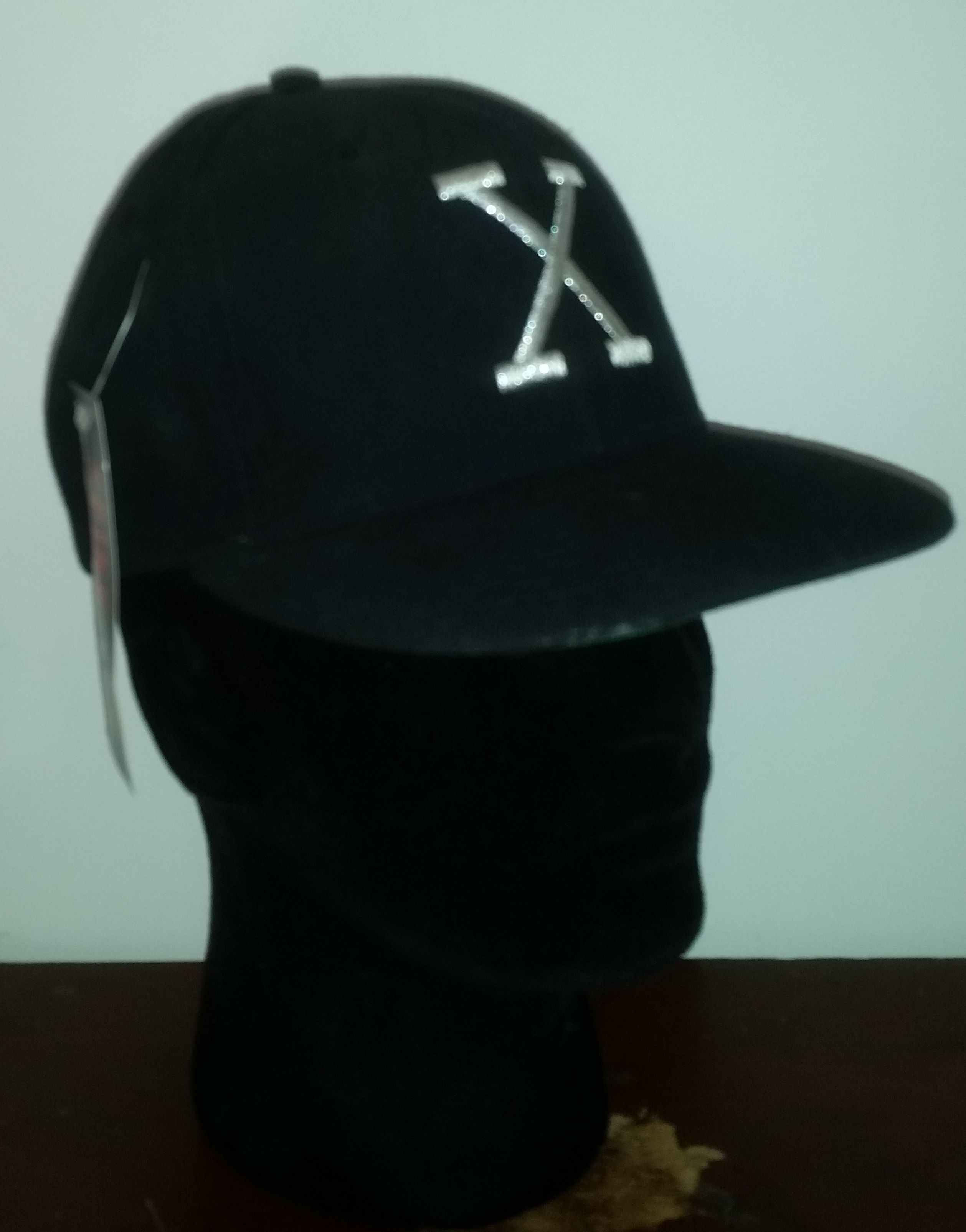 Vintage Malcolm X 40a Roman Snapback Hat Spike Lee with original hang tag! d6f621d3532