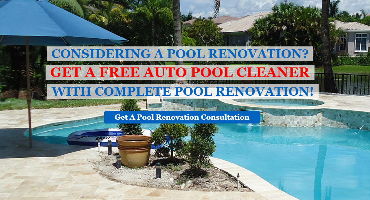 Pool Renovation Can Be Both Beautiful And Profitable To Your