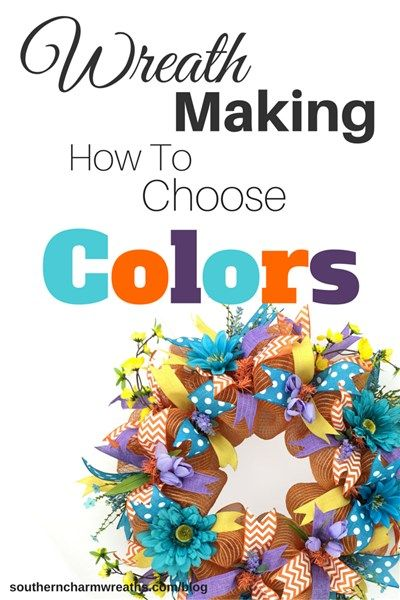 Photo of Wreath Making- How to Choose Colors