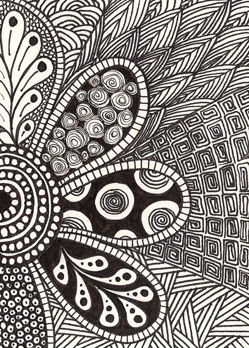 120305 doodle 6 zentangles pinterest doodles zentangles and mandalas. Black Bedroom Furniture Sets. Home Design Ideas