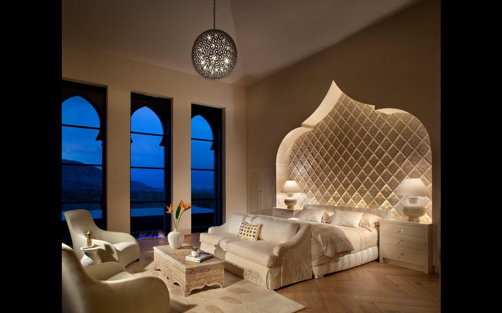 Ultimate moroccan design in Palm desert - Casbah Cove ...