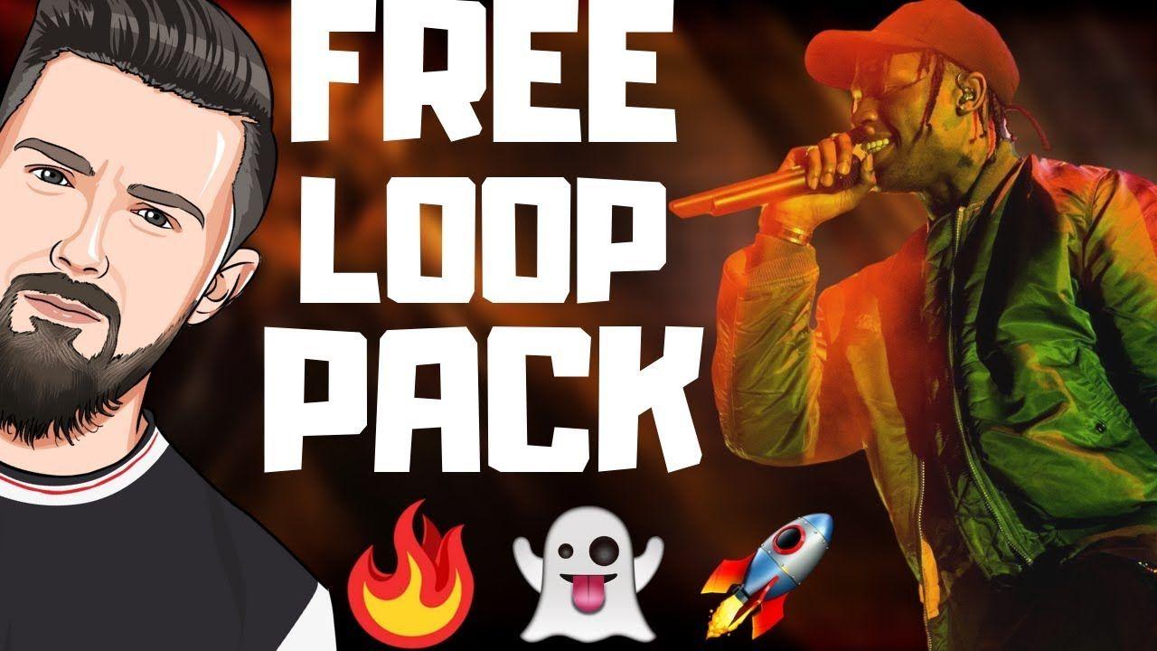 FREE Travis Scott & Cubeatz Melody Pack 2019 [24 LOOP