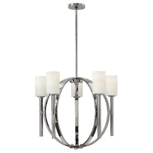 Chandelier 3585 PN Collection : MARGEAUX By : Hinkley Couleur : CHROME Order in store Order online In stock $812.00 multi