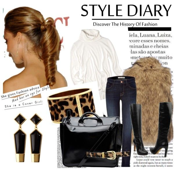 My Style: sophisticated and sassy :)
