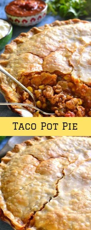 Taco Pot Pie images