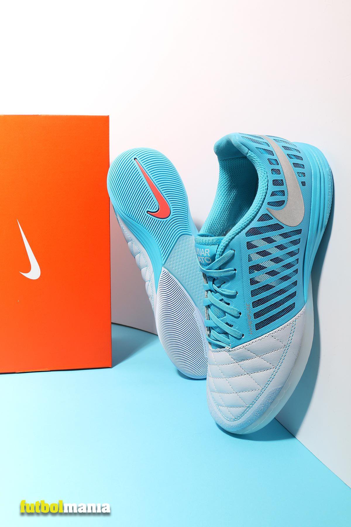 Nike Lunar Gato II | Zapatillas de futbol sala, Zapatos de