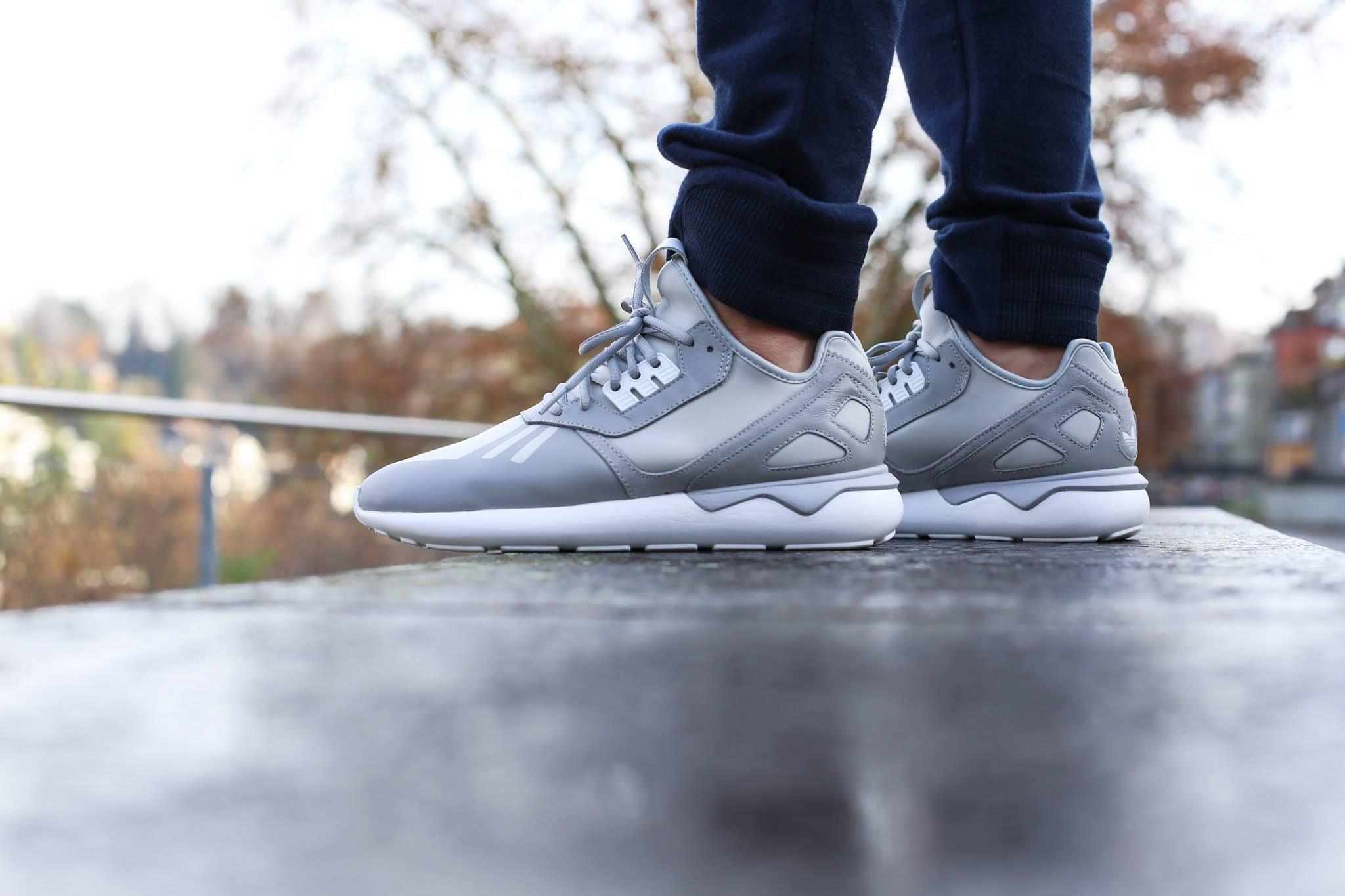 Adidas Tubular Shoes Grey