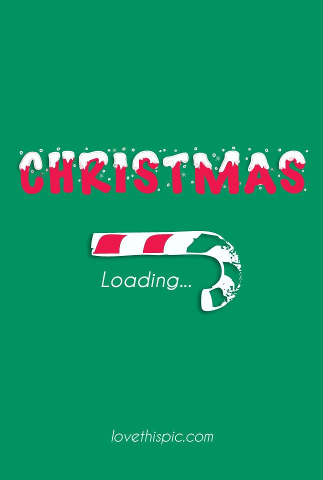 Christmas Loading Funny Cute Holidays Candy Cane Christmas Pinterest Pinterest Qu Funny Christmas Wallpaper Cute Christmas Wallpaper Christmas Phone Wallpaper
