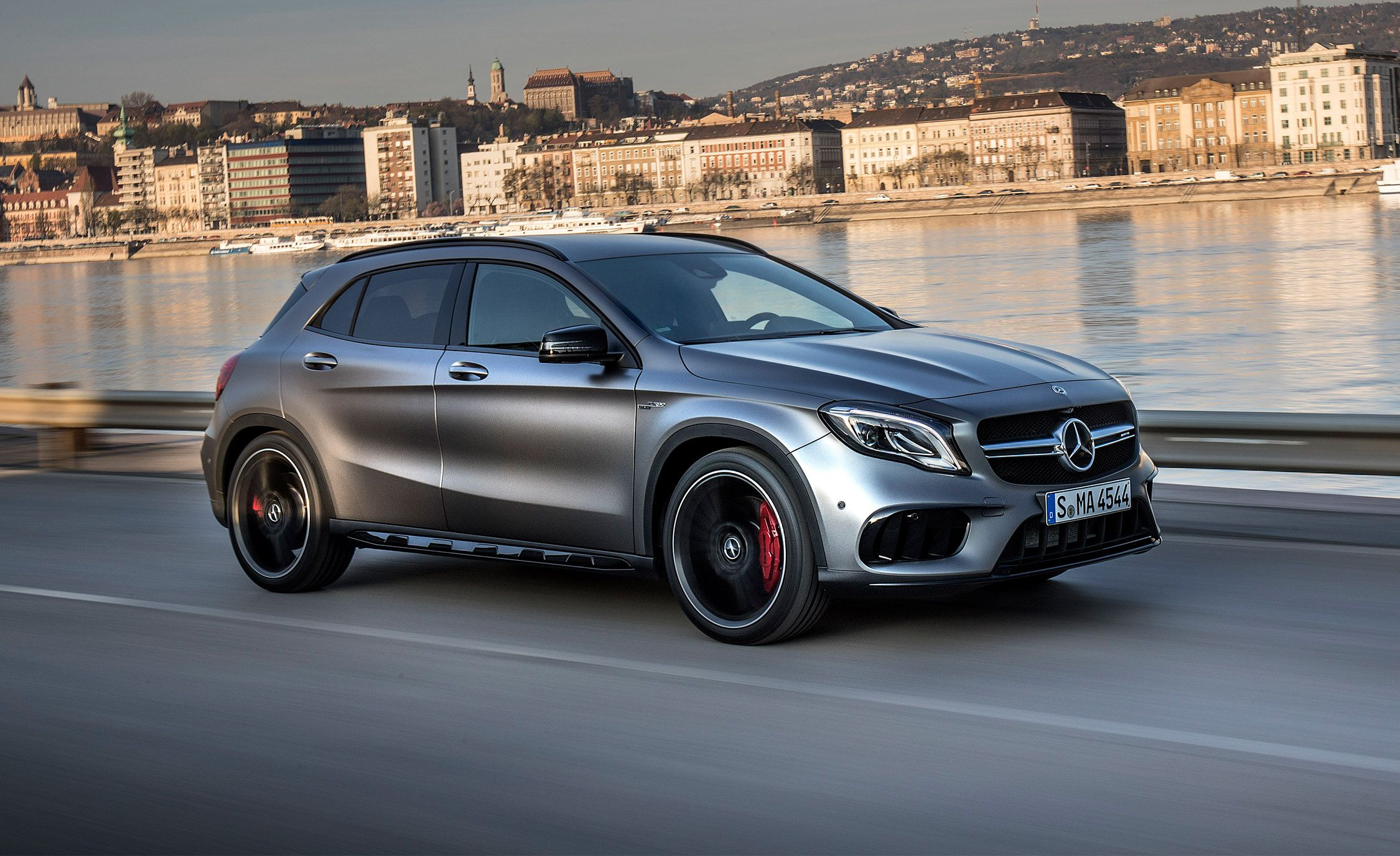 2017 Mercedes Amg Cla45 4matic And 2018 Gla45 4matic With Images