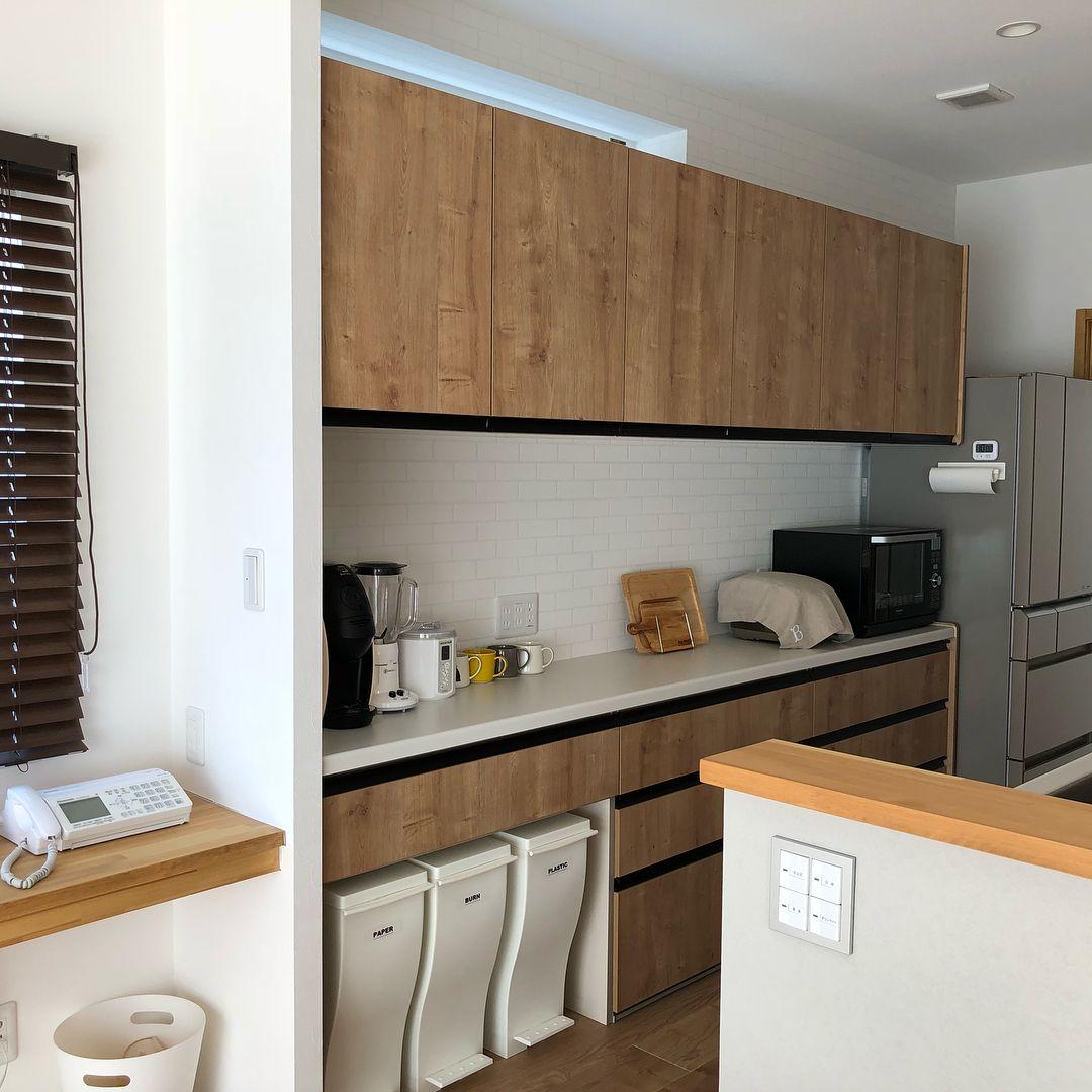 Japanese Home Ideas おしゃれまとめの人気アイデア Pinterest Rachel E アレスタ リビング キッチン キッチンインテリアデザイン