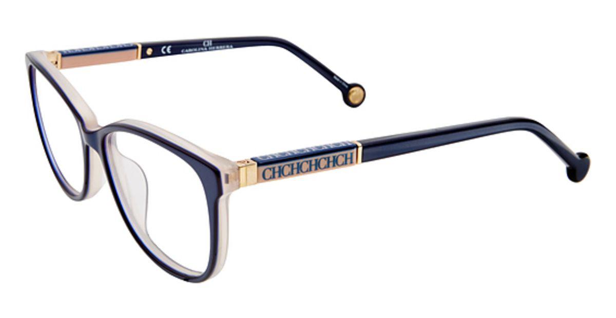 Ch Carolina Herrera Vhe734k Eyeglasses Frames Ch Carolina Herrera Carolina Herrera Eyeglasses