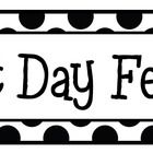 First Day Feelings Graph - Back to School Use on the 1st day for a writing prompt for writing about your 1st day