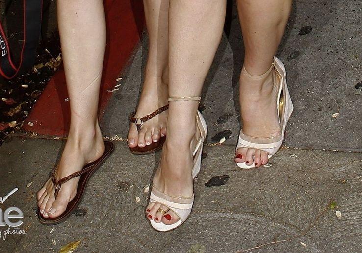 Rey feet del lana