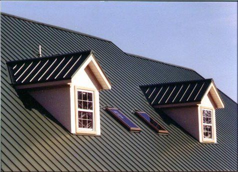 Click Here For Connecticut Metal Roofing,new Hampshire Metal Roofing,low  Pitch Roof,