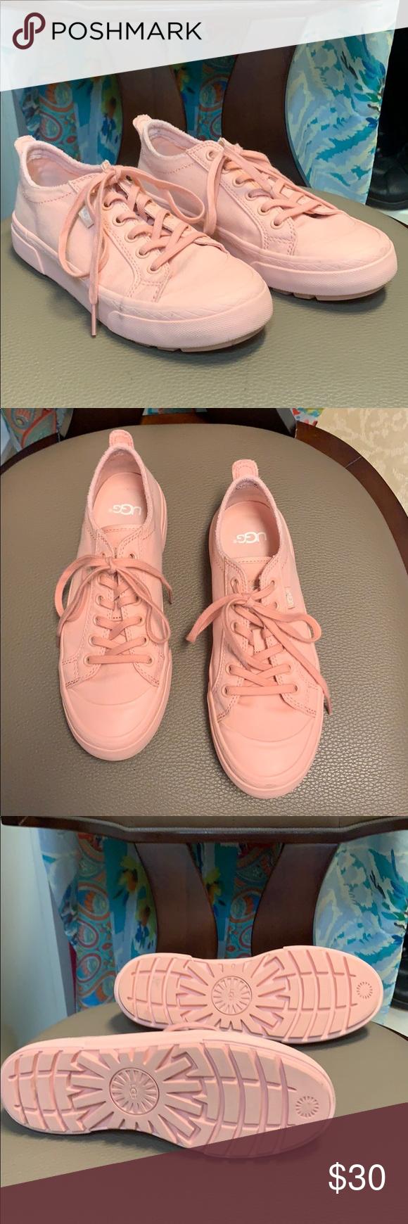 Ugg sneakers, Pink uggs