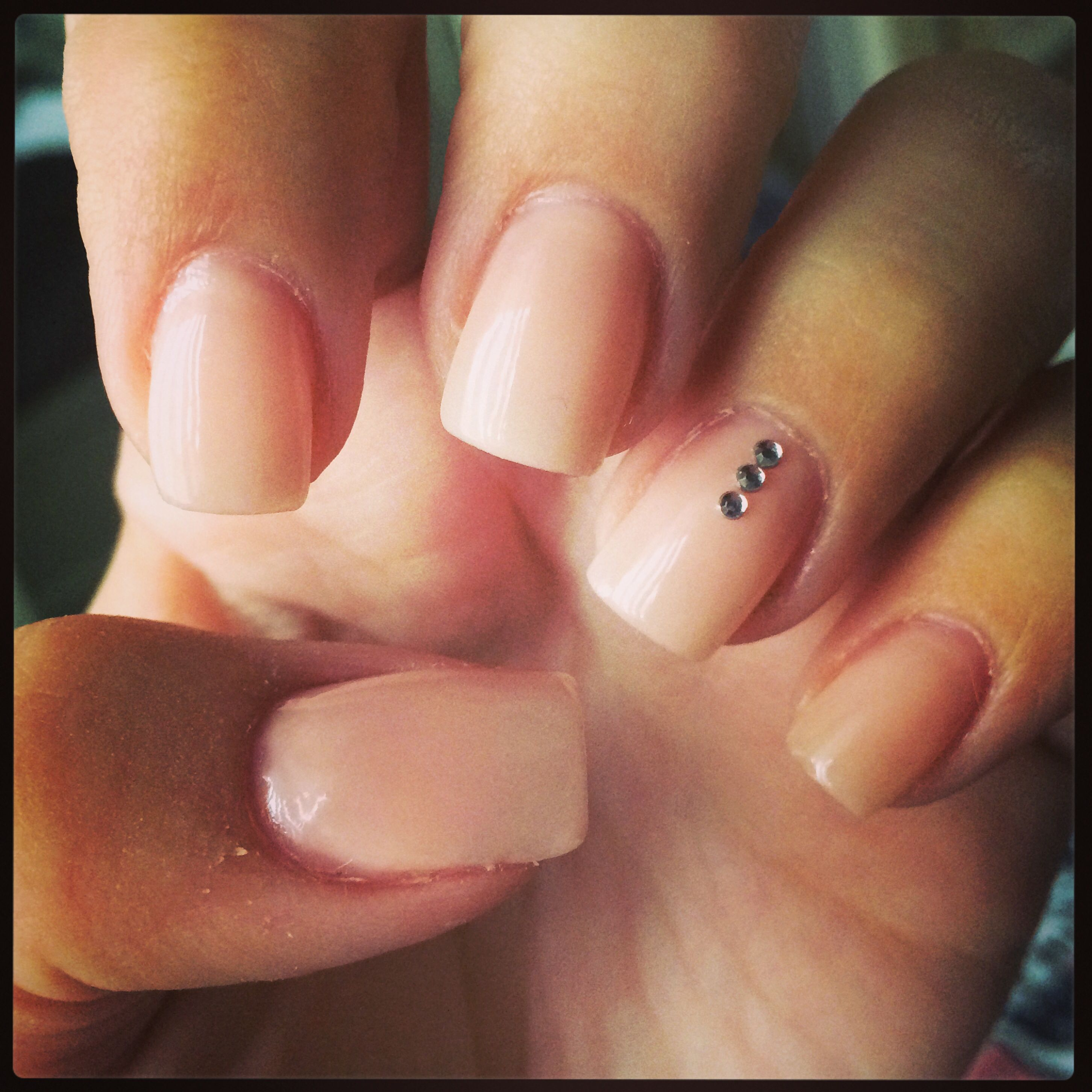 so pretty | Nails | Pinterest | Nude nails, Make up and Nail nail