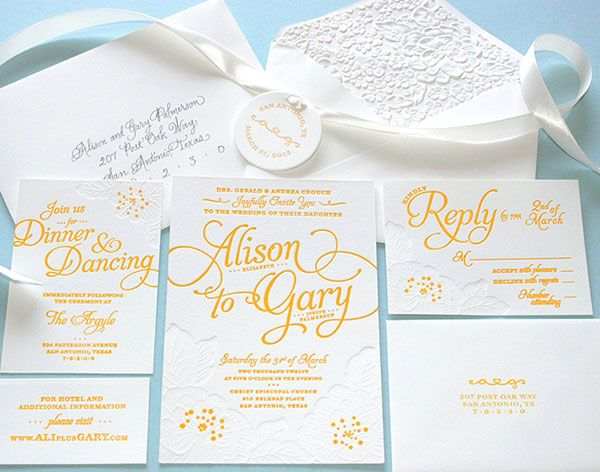 When Should Wedding Invites Be Sent: When To Send Out Wedding Invitations
