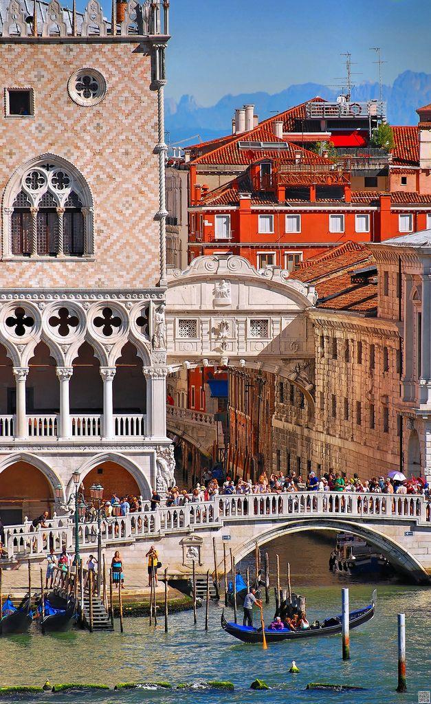 Photo of Мост Вздохов, Венеция